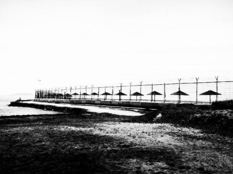 Aghia Marina beach (2017)