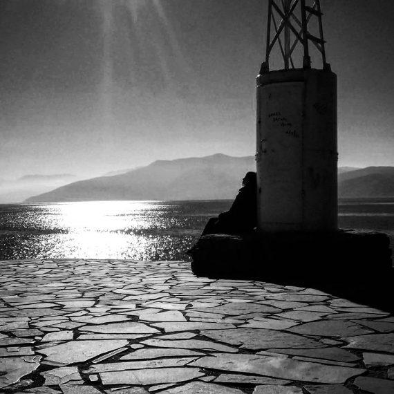 lighthouse, Nafplion (2015)