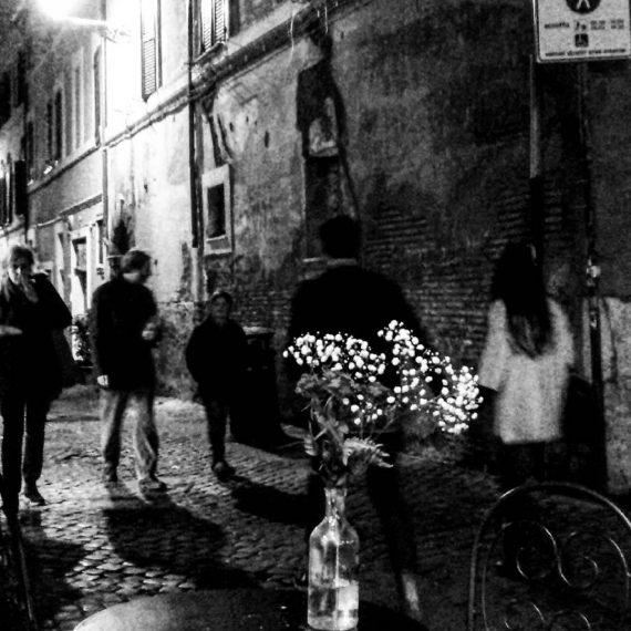 streetlife (people, Trastevere)