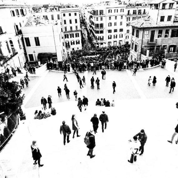 passengers (piazza di spagna)