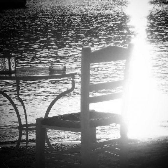 Schoinousa island, afternoon sun (2012)